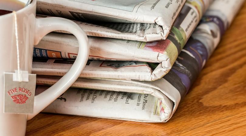 Journalist Zeitungen